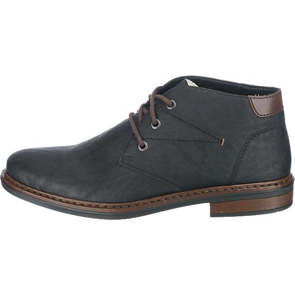 rieker, rieker  Stiefeletten, schwarz  Gute Qualität beliebte Schuhe