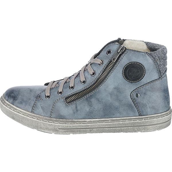 rieker Sneakers High blau rieker Sneakers blau blau High blau High rieker Sneakers rieker Sneakers High xqEXfAwf