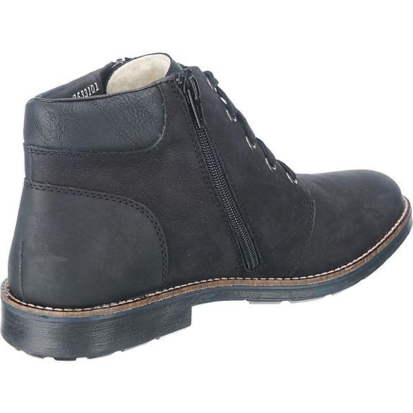 rieker, Winterstiefeletten, beliebte schwarz  Gute Qualität beliebte Winterstiefeletten, Schuhe faece4
