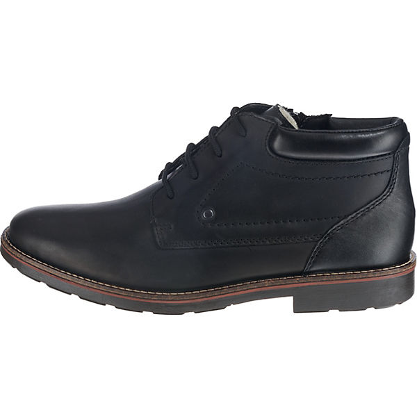 rieker rieker rieker Winterstiefeletten schwarz  Gute Qualität beliebte Schuhe b0889c