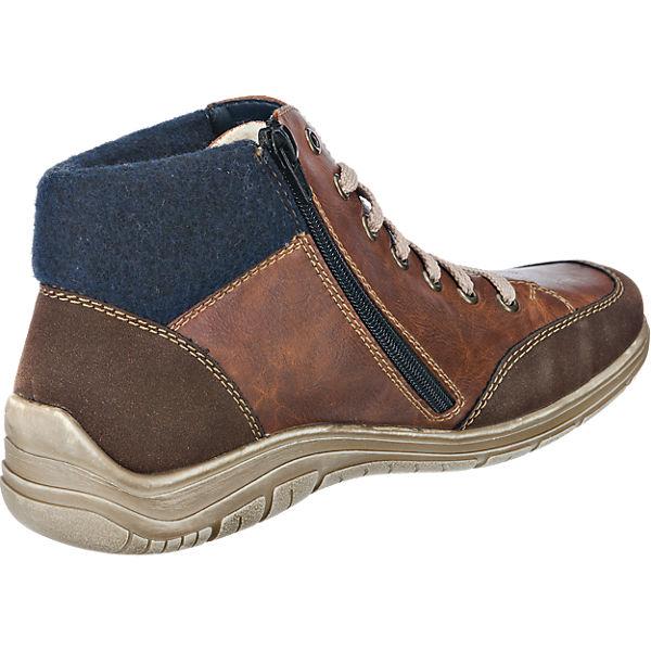 rieker, rieker  Stiefeletten, braun Schuhe  Gute Qualität beliebte Schuhe braun 9a5a40