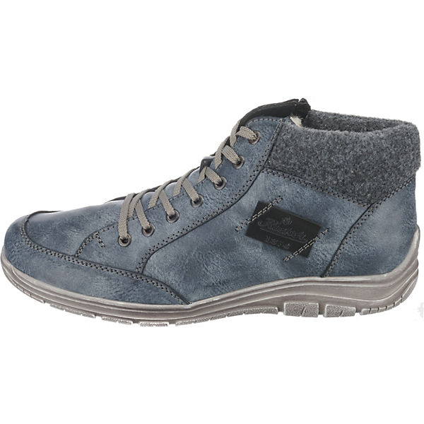 rieker, rieker Stiefeletten, blau beliebte  Gute Qualität beliebte blau Schuhe fdfc4f