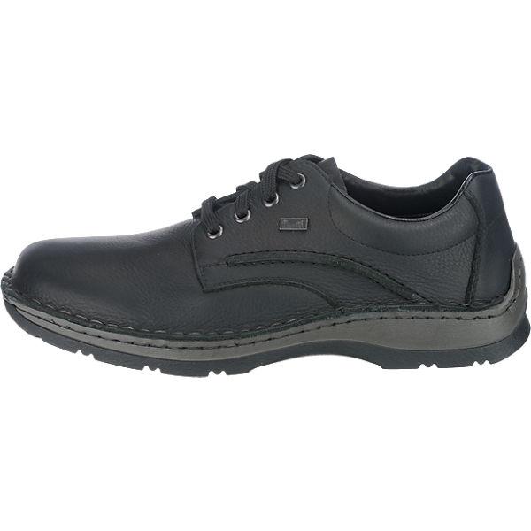 rieker rieker Freizeit Schuhe schwarz