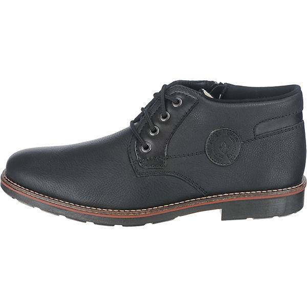 rieker Winterstiefeletten schwarz beliebte  Gute Qualität beliebte schwarz Schuhe e1466a