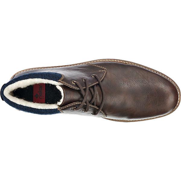 rieker, Gute rieker Stiefeletten, braun  Gute rieker, Qualität beliebte Schuhe 8fee7c