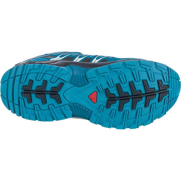 Salomon Kinder Outdoorschuhe XA PRO 3D CSWP blau