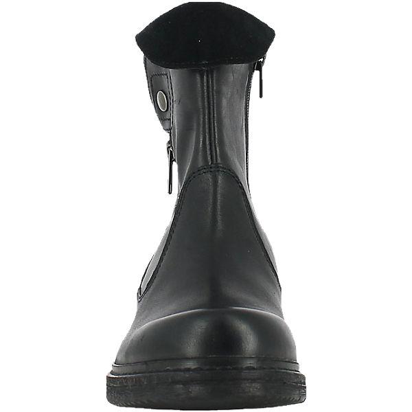 MANAS, Manas Stiefeletten, schwarz schwarz Stiefeletten,   0f3a6c