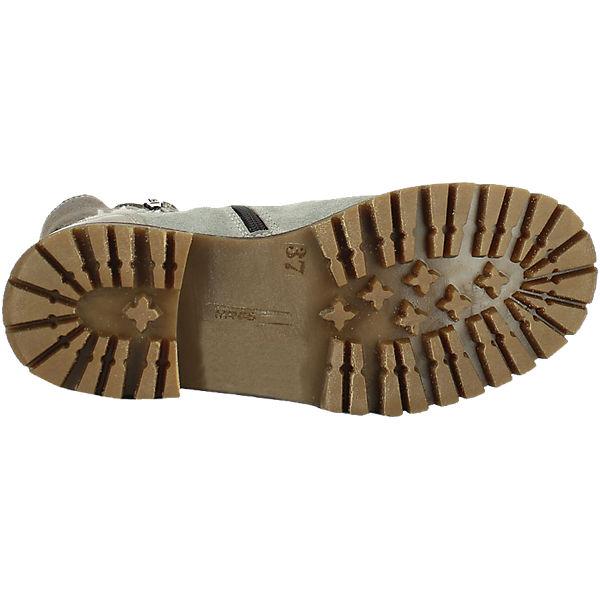 MANAS, Gute Manas Stiefeletten, grau  Gute MANAS, Qualität beliebte Schuhe edc15f