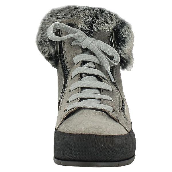 MANAS, Manas Stiefeletten, grau beliebte  Gute Qualität beliebte grau Schuhe 25d36b