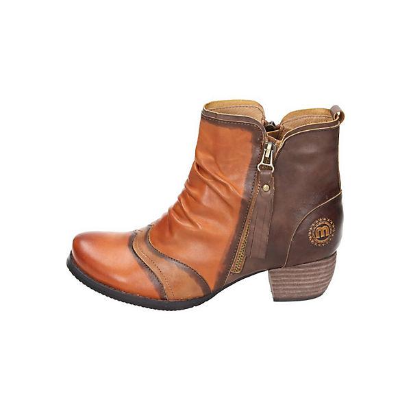 Manitu Manitu Damen Stiefelette braun  Gute Qualität beliebte Schuhe