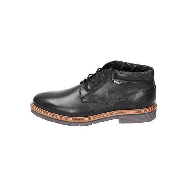 Bugatti, bugatti Bugatti Herren Stiefel, schwarz  Gute Qualität beliebte Schuhe