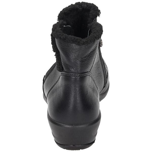 Comfortabel Comfortabel Damen Stiefelette schwarz