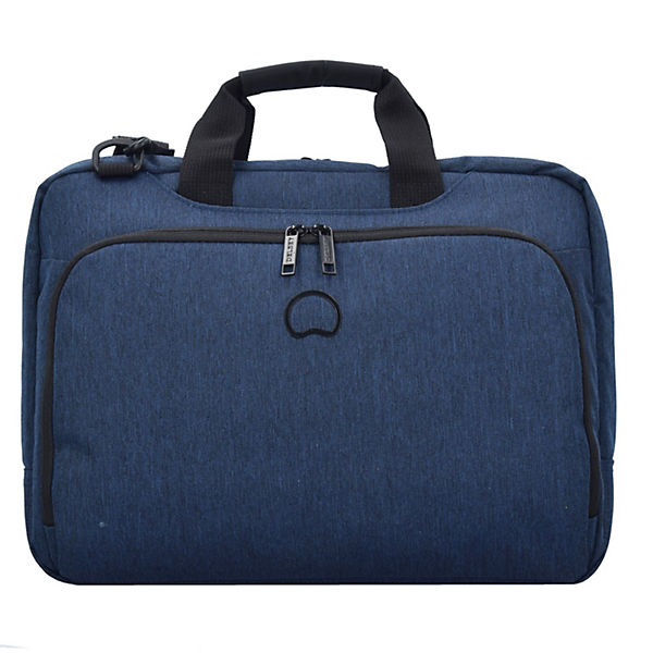 Delsey Delsey Esplanade Aktentasche 41 cm Laptopfach blau