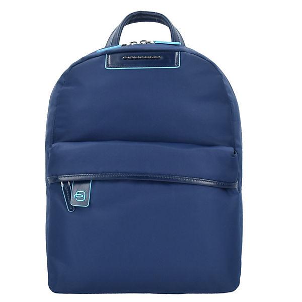 Piquadro Piquadro Celion 4182 Rucksack 33 cm Laptopfach blau