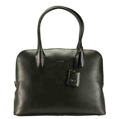 Bree Chicago 2 Business Schultertasche Leder 40 cm Laptpfach