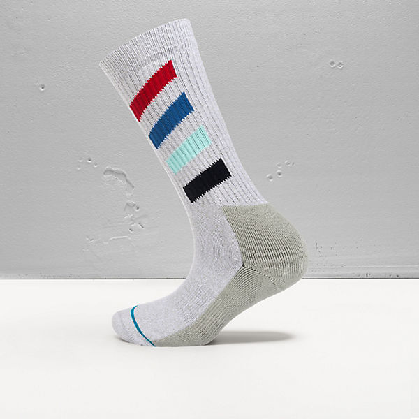 Stance ein Paar Socken grau