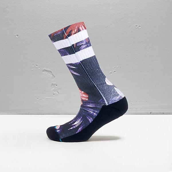 Stance ein Paar Socken blau-kombi