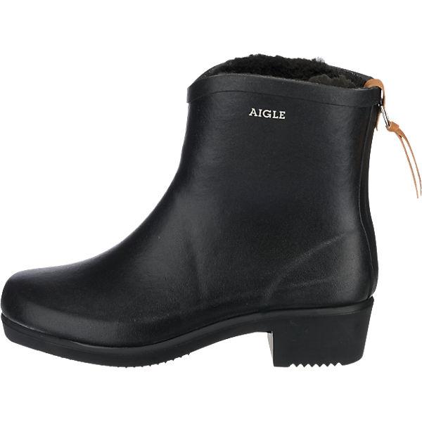 AIGLE, AIGLE Ms Juliette Stiefeletten, schwarz