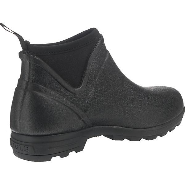 AIGLE schwarz LANDFOR LANDFOR Ankle Ankle AIGLE Boots Boots 0qrw046