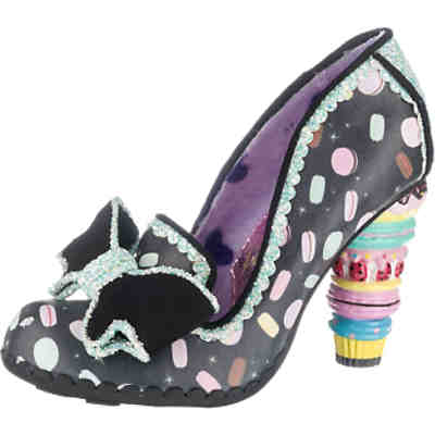 Irregular Choice Little Kisses Pumps