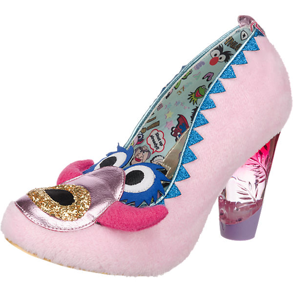 Irregular Choice Muppets - Mahna Mahna Pumps