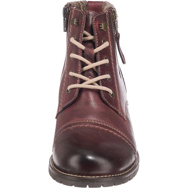 Klondike, Winterstiefeletten, bordeaux  Gute Gute Gute Qualität beliebte Schuhe c97c2e