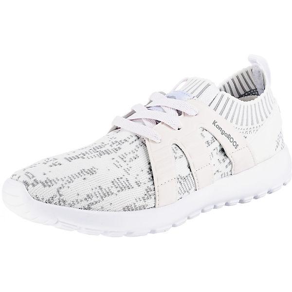 weiß K Sock KangaROOS Sneakers KangaROOS qvxCPH1w
