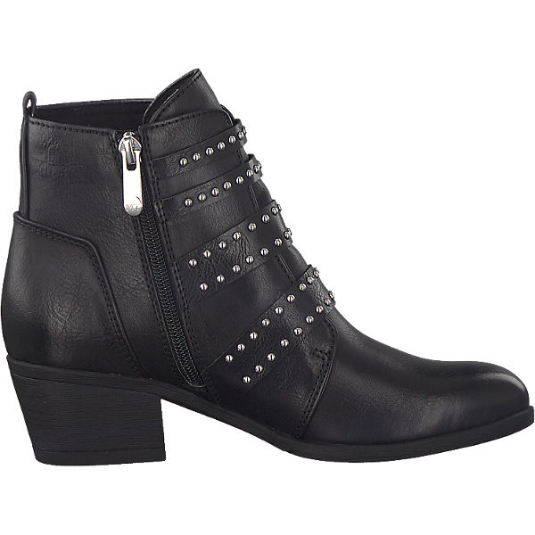 MARCO TOZZI MARCO TOZZI beliebte Stiefeletten schwarz  Gute Qualität beliebte TOZZI Schuhe 040661
