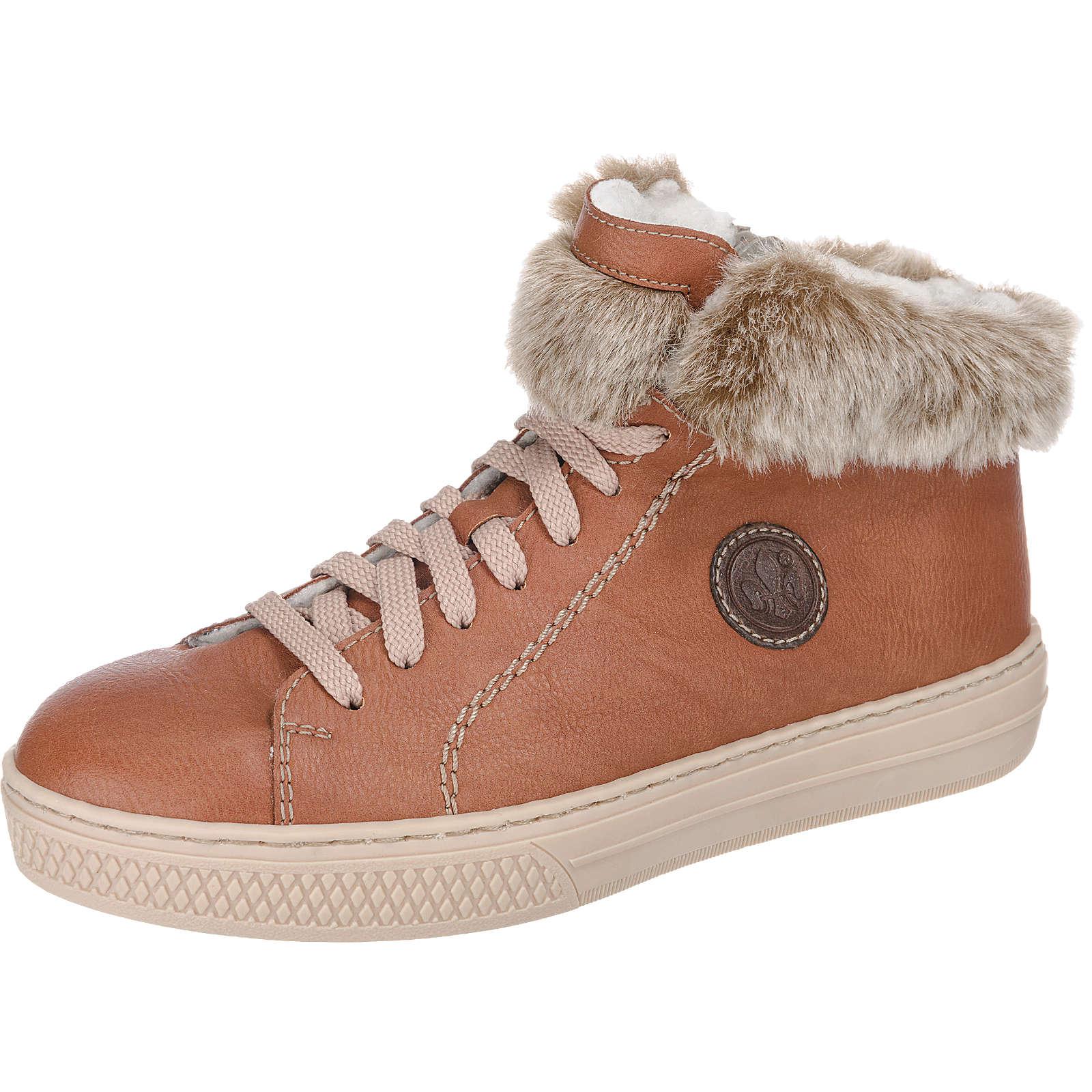 rieker Sneakers braun Damen Gr. 36
