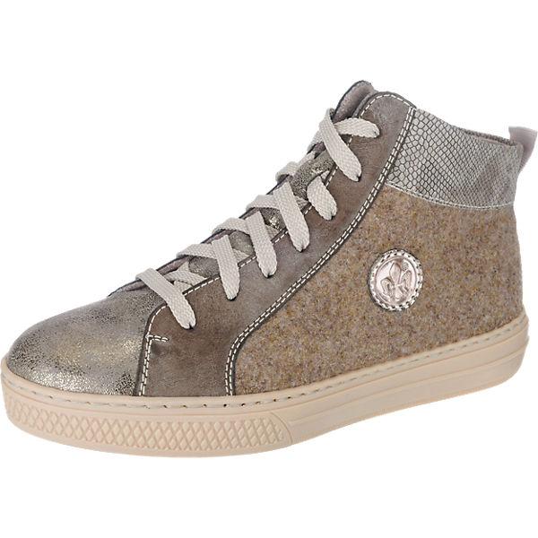 grau grau kombi rieker Sneakers rieker rieker kombi rieker Sneakers rieker Sneakers rieker dw1p7