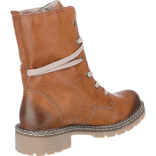 868cae219ff0 ... rieker, rieker Stiefeletten, braun-kombi Schuhe Gute Qualität beliebte  Schuhe braun-kombi ...