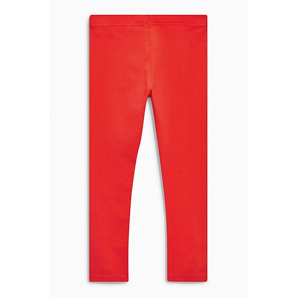 next Leggings für Mädchen rot