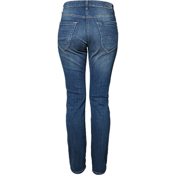 MAC dunkelblau Jeans Girlfriend dunkelblau MAC Jeans dunkelblau MAC Jeans MAC Girlfriend Jeans Girlfriend wqxAOx
