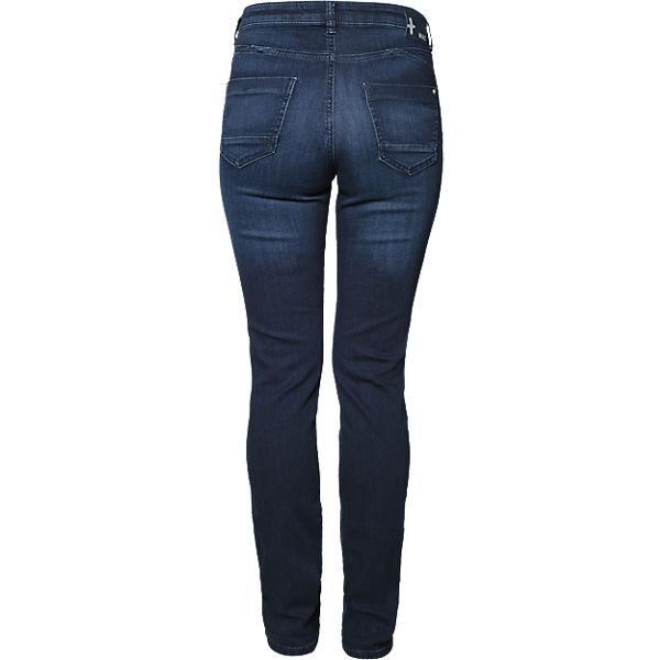 Pipe MAC Jog'N Pipe Jog'N Jeans Jeans MAC dunkelblau MAC Jog'N dunkelblau Pipe qaz11p7