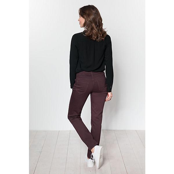 Jeans dunkelrot Melanie MAC dunkelrot Melanie Jeans MAC Melanie Jeans MAC awqXPFzx