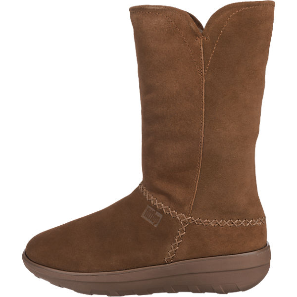 FitFlop Stiefel FitFlop Mukluk cognac Supercush wznfqUP