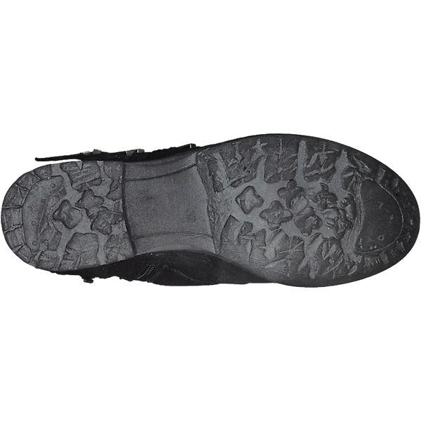 s.Oliver, s.Oliver Stiefeletten, beliebte schwarz  Gute Qualität beliebte Stiefeletten, Schuhe cf1a81
