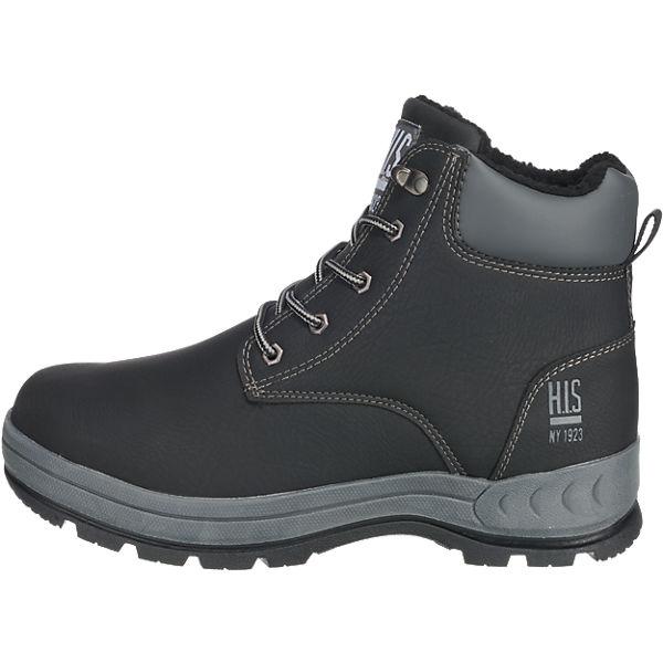 H.I.S.  H.I.S. Stiefeletten schwarz  H.I.S. Gute Qualität beliebte Schuhe e9263e