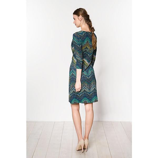 Anna Field Anna Field schwarz Kleid grün 1Ofyw6q