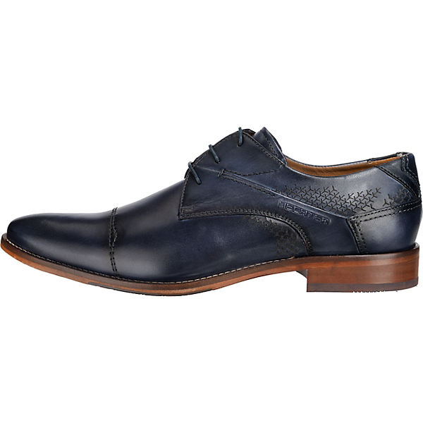 DANIEL grau Business HECHTER DANIEL HECHTER Schuhe vOwvU8Aq