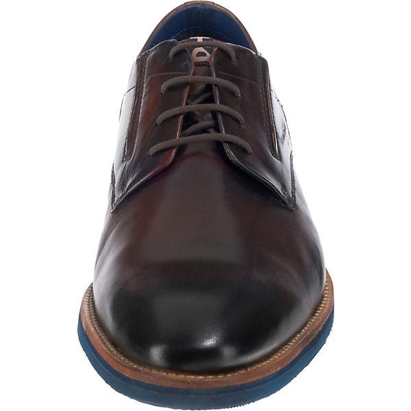 DANIEL HECHTER Business Schuhe cognac