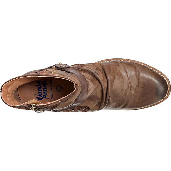 Wanda Stiefeletten, Panda, Damenschuhe Klassische Stiefeletten, Wanda braun Gute Qualität beliebte Schuhe 7cf4c6