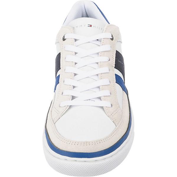 TOMMY HILFIGER Dino Sneakers weiß-kombi