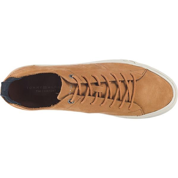 TOMMY HILFIGER TOMMY TOMMY TOMMY HILFIGER Dino Sneakers cognac  Gute Qualität beliebte Schuhe 926e69