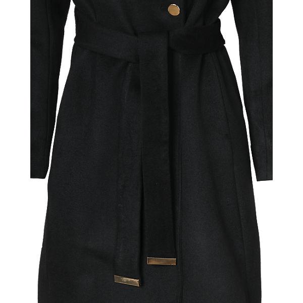 schwarz schwarz Mantel mint amp;berry Mantel mint mint amp;berry UZZ5q0w