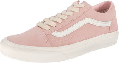 vans ua old skool damen rosa
