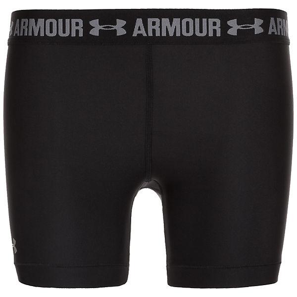Under Armour Trainingstight HeatGear Armour Middy schwarz