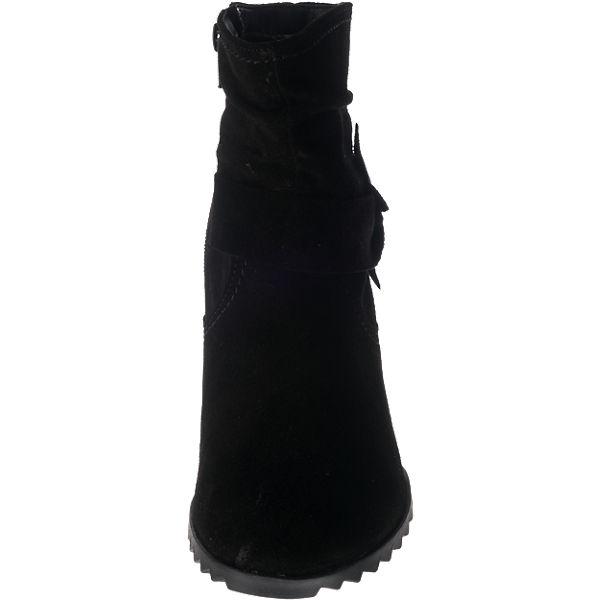 Tamaris Tamaris Stiefeletten schwarz