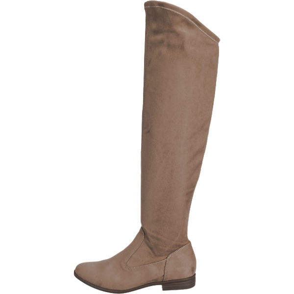 Tamaris, Tamaris Stiefel, beige beige Stiefel,   4b450f