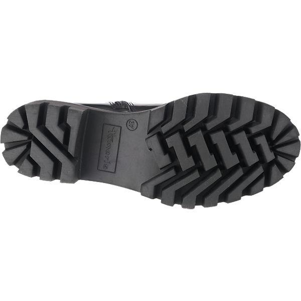 Tamaris, Gute Tamaris Stiefeletten, schwarz-kombi  Gute Tamaris, Qualität beliebte Schuhe fdca48